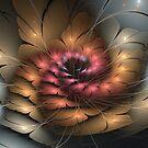 3D Blooms - Pastel Spiral by sstarlightss