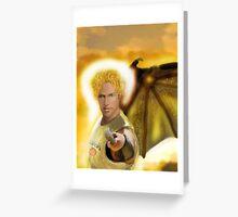 Ashmodiel Greeting Card