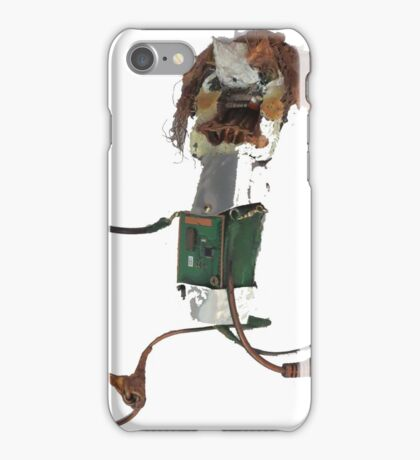 Walking Talking Junk Puppet iPhone Case/Skin