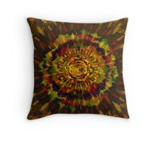 sahasrara digital - 2011 Throw Pillow