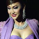 The Oriental beauty! by debjyotinayak