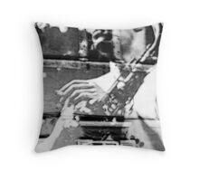 Umbria jazz Throw Pillow