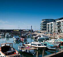 West bay Harbour.  by Daniel  Bristow