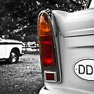 old trabant by pahas
