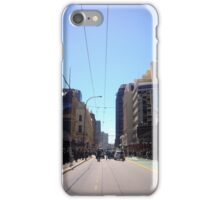 Lambton Quay, Wellington iPhone Case/Skin