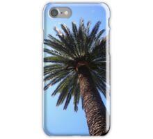 Palm Tree, Wellington iPhone Case/Skin