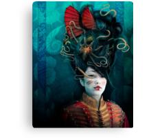 Queen of the Wild Frontier Canvas Print