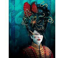 Queen of the Wild Frontier Photographic Print