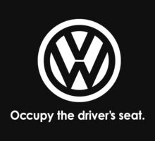 Occupy the driver's seat - II by axesent