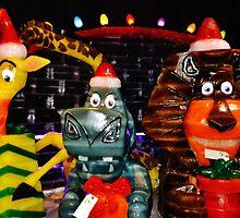 Merry Madagascar! by Eileen Brymer