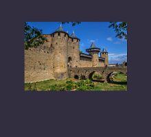 France. Carcassonne. Castle. T-Shirt