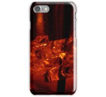 Glass of ice iPhone Case/Skin