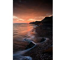 West Bay Sunset Photographic Print