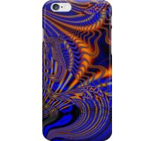 Waves  Fractal Iphone Cover iPhone Case/Skin