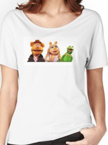 Muppets Women's Relaxed Fit T-Shirt