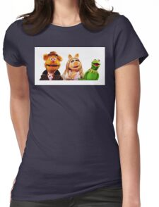 Muppets Womens Fitted T-Shirt