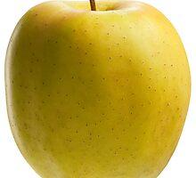 Yellow apple by fotorobs