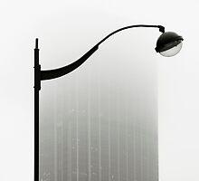 Foggy Paris II by Laurent Hunziker