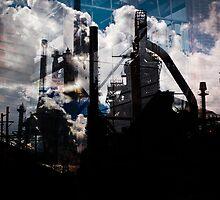 Steel City by earthmover
