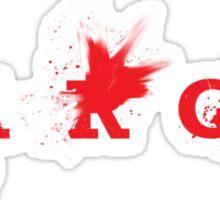 F A R G O Sticker
