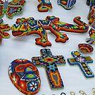 Huichol Artcrafts -  Artesanía Huichol, Puerto Vallarta, Mexico by PtoVallartaMex