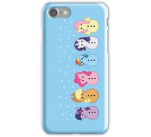 Snowponies iPhone case iPhone Case/Skin