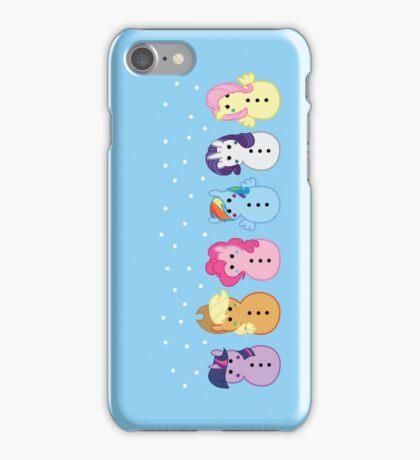 Snowponies iPhone case iPhone Case/Skin