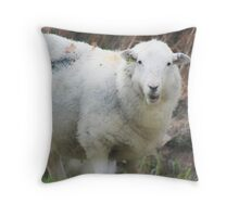 Forest Forager Throw Pillow