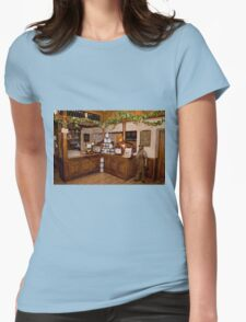 Brewery Womens Fitted T-Shirt