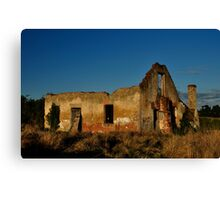 Once Upon a Time - Tenterfield Canvas Print