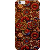 Colored flowers iPhone case iPhone Case/Skin