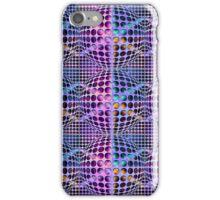 Purple bubbles iPhone case iPhone Case/Skin