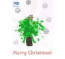Williams Christmas Tree Photographic Print