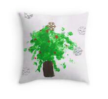 Williams Christmas Tree Throw Pillow