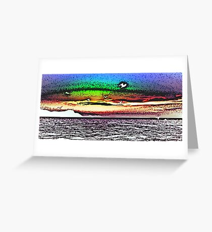 Mare Greeting Card