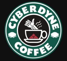 Cyberdyne Coffee Brand by Baznet