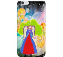 Colourful Angel  iPhone Case/Skin