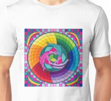 Sirius dolpin color scheme 1 Unisex T-Shirt