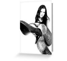 Karina Greeting Card