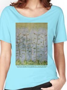 The Dancing Cabbage Weeds Women's Relaxed Fit T-Shirt