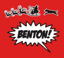 Benton the dog by cococoder
