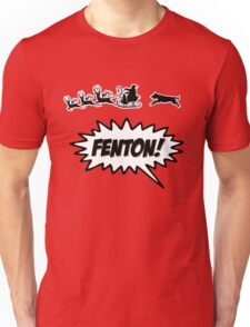 Fenton the dog Unisex T-Shirt