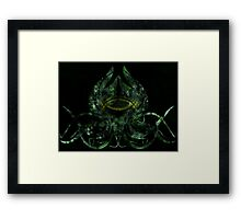 Dagon  - Call of Cthulhu Framed Print