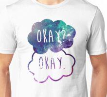 Okay Okay OKAY Okey OK Space Funny Unisex T-Shirt