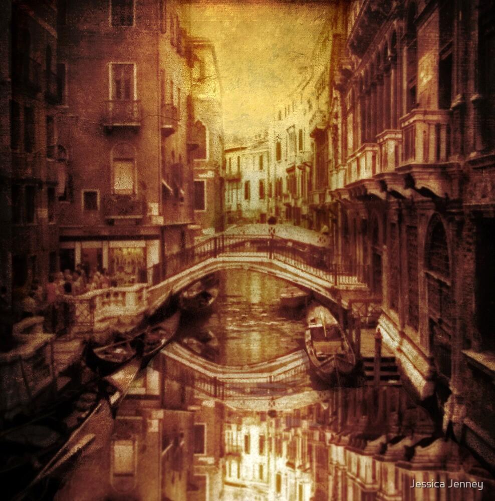 Vintage Venice by Jessica Jenney