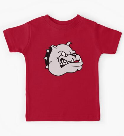 Bulldog (Black Collar) Kids Tee