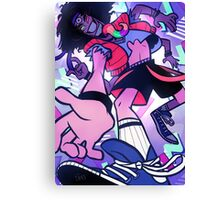 Ultimate 80s Time Traveling Teen Canvas Print