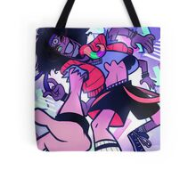 Ultimate 80s Time Traveling Teen Tote Bag