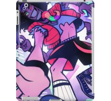 Ultimate 80s Time Traveling Teen iPad Case/Skin