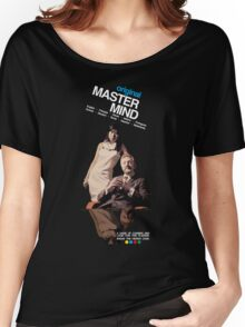 Master Mind Women's Relaxed Fit T-Shirt